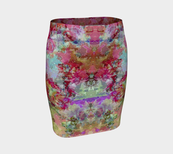 Fitted Skirt 1-19-6