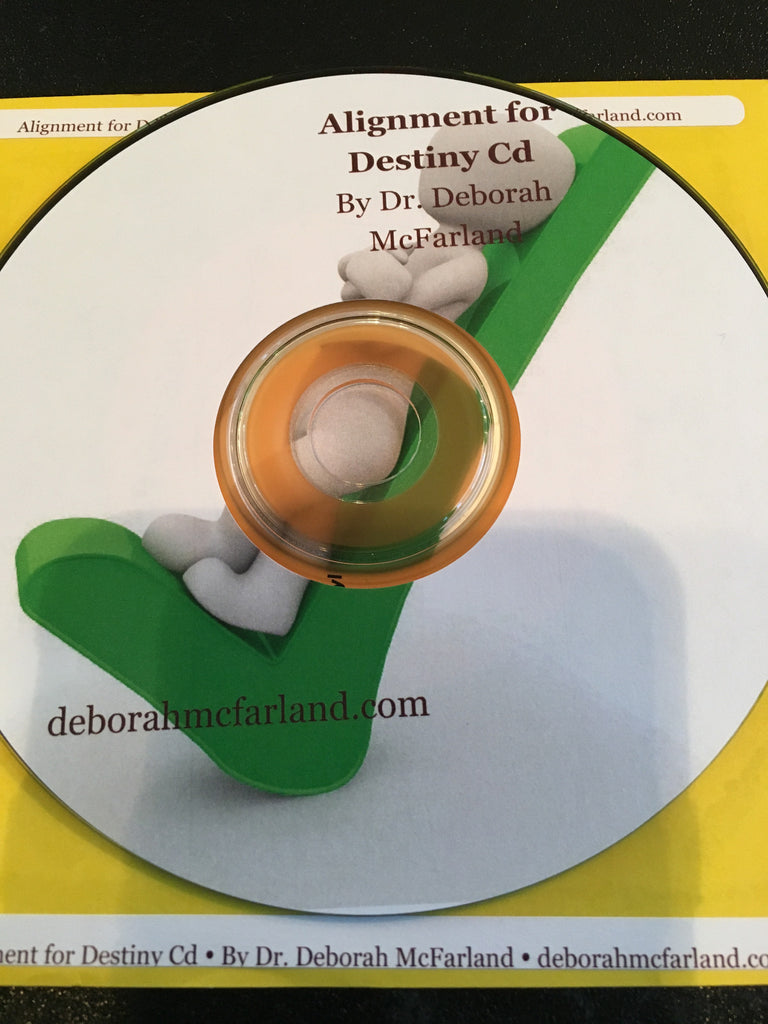 Alignment for Destiny CD (HARD COPY)