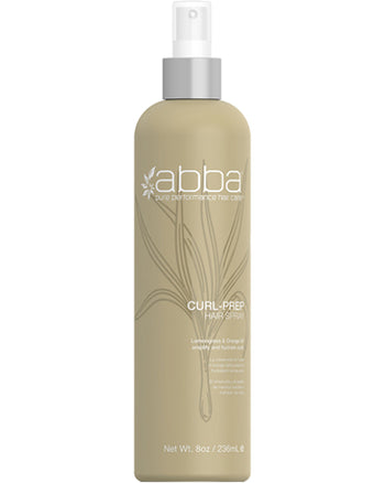 ABBA Curl-Prep Hair Spray 8 oz