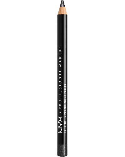 Slim Eye Pencil Black Glitter 0.04 oz