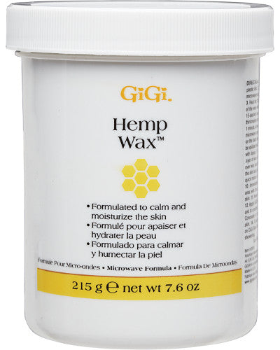 Hemp Wax Microwave Formula 7.6 oz