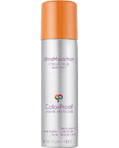 UltraMarathon Strong Hold Color Protect Hairspray Travel Size 2 oz
