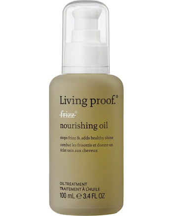 No Frizz Nourishing Oil 3.4 oz