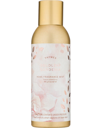 Goldleaf Gardenia Home Fragrance Mist 3 oz
