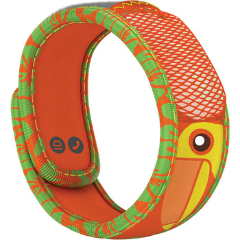 Mosquito Repellent Kids Wristband Toucan