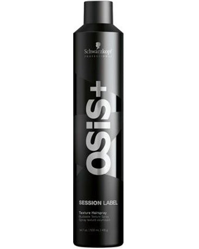 OSiS+ SESSION LABEL Texture Hairspray 15 oz