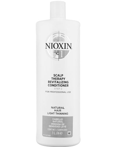 System 1 Scalp Therapy Conditioner Liter 33.8 oz