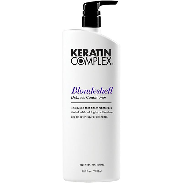 Blondeshell Debrass & Brighten Conditioner Liter 33.8 oz