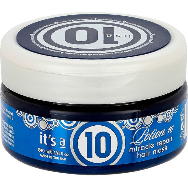 Potion 10 Miracle Repair Hair Mask 8 oz