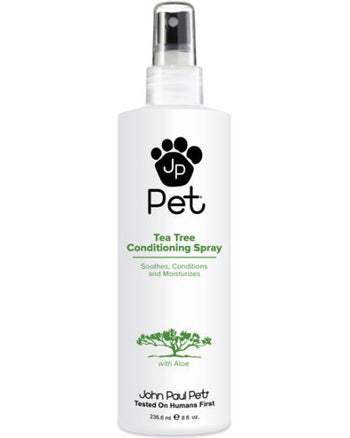 John Paul Pet Tea Tree Conditioning Spray 8 oz