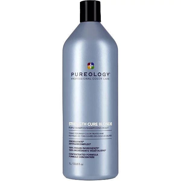 Strength Cure Best Blonde Shampoo Liter 33.8 oz