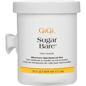 Sugar Bare Microwave Wax 11 oz