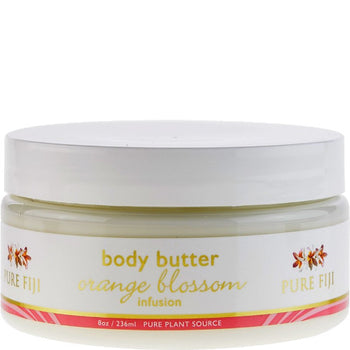 Orange Blossom Body Butter 8 oz
