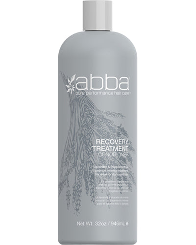 ABBA Recovery Treatment Conditioner Liter 32 oz