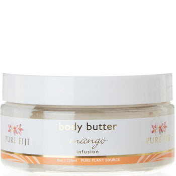 Mango Body Butter 8 oz