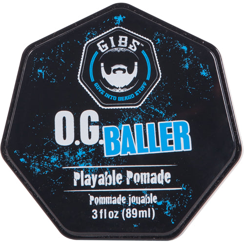 O.G. Baller Playable Pomade 3 oz