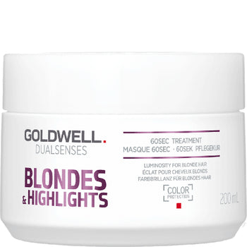 Dualsenses Blondes & Highlights 60Sec Treatment 6.7 oz