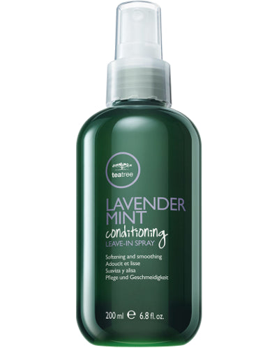 Tea Tree Lavender Mint Conditioning Leave-In Spray 6.8 oz