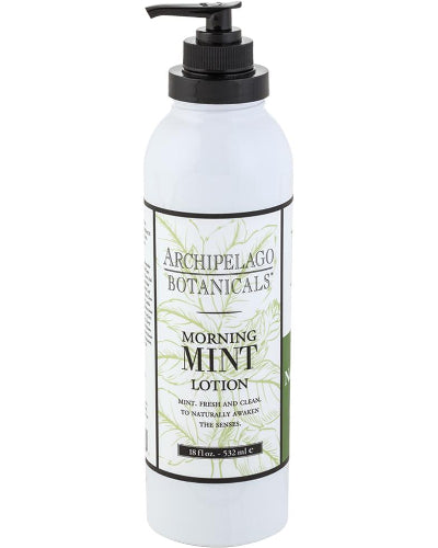Morning Mint Hydrating Body Lotion 18 oz