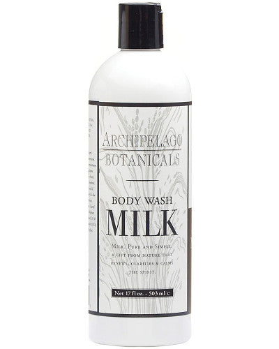 Milk Body Wash 17 oz