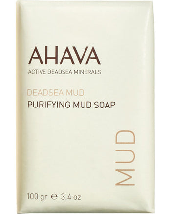 Dead Sea Mud Purifying Mud Soap 3.4 oz