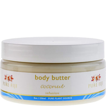 Coconut Body Butter 8 oz