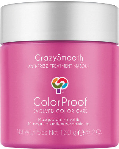 CrazySmooth Anti-Frizz Treatment Masque 5.2 oz