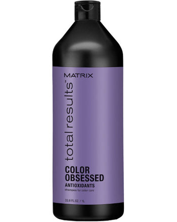 Total Results Color Obsessed Shampoo Liter 33.8 oz