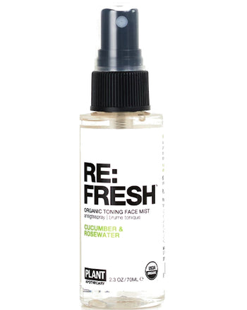 RE: FRESH ORGANIC TONING FACIAL MIST 2 oz