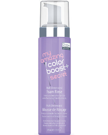 My Amazing Color Boost+ Secret Multi-Dimensional Foam Rinse 7.5 oz