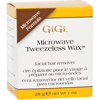 Microwave Tweezeless Wax 1 oz