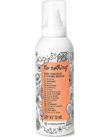 Fragrance Free Strong Mousse 6.8 oz