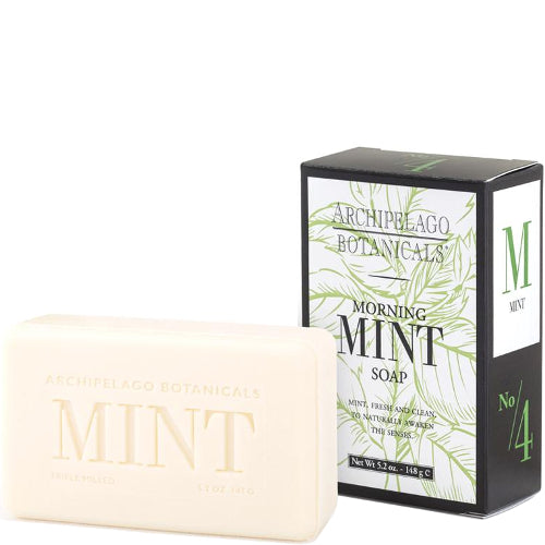 Morning Mint Soap 5.2 oz