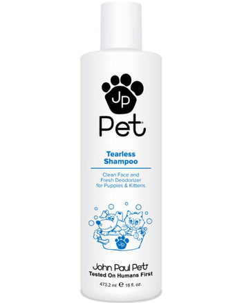 John Paul Pet Tearless Shampoo 16 oz