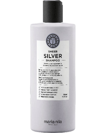 Sheer Silver Shampoo 11.8 oz