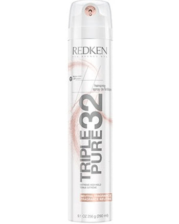 Triple Pure 32 Neutral Fragrance Hairspray 9.1 oz