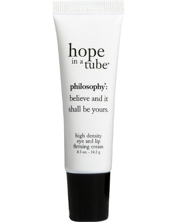 Hope In A Tube Eye and Lip Firming Cream 0.5 oz