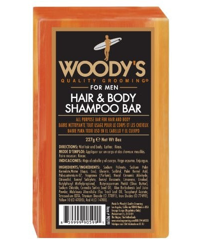 Hair & Body Shampoo Bar 8 oz