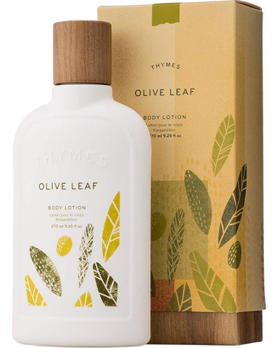 Olive Leaf Body Lotion 9.25 oz