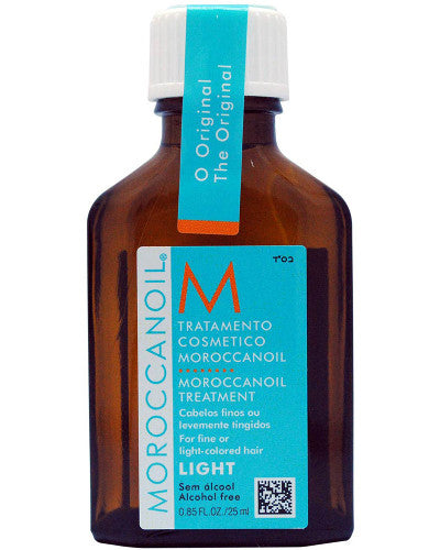 Moroccanoil Treatment Light Travel Size 0.85 oz