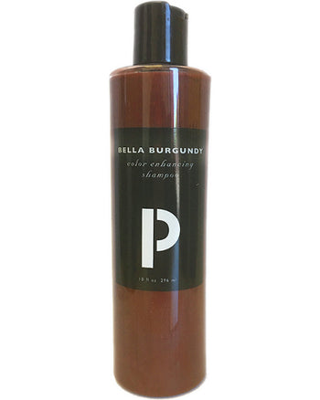 Bella Burgundy Color Enhancing Shampoo 10 oz