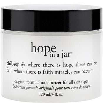 Hope In A Jar Moisturizer For All Skin Types 4 oz