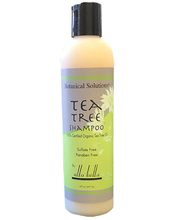 Tea Tree Shampoo 8 oz