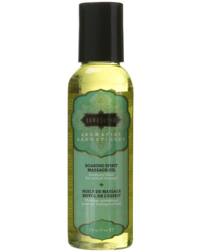 Aromatic Massage Oil Soaring Spirit 2 oz