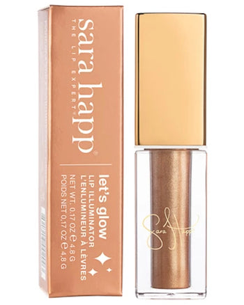 let's glow™ lip illuminator- Golden 17 oz