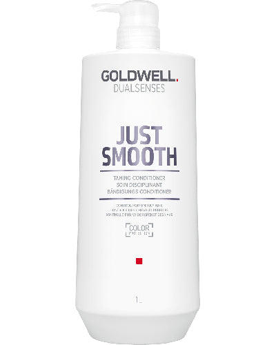 Dualsenses Just Smooth Taming Conditioner Liter 33.8 oz