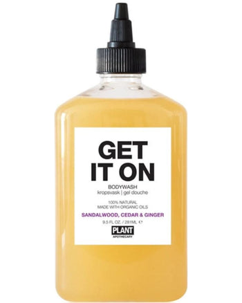 GET IT ON ORGANIC BODY WASH 9.5 oz