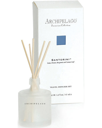Santorini Travel Reed Diffuser 1.6 oz