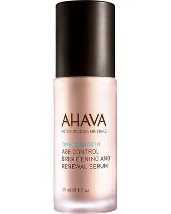 Time To Smooth Age Control Brightening & Renewal Serum 1 oz