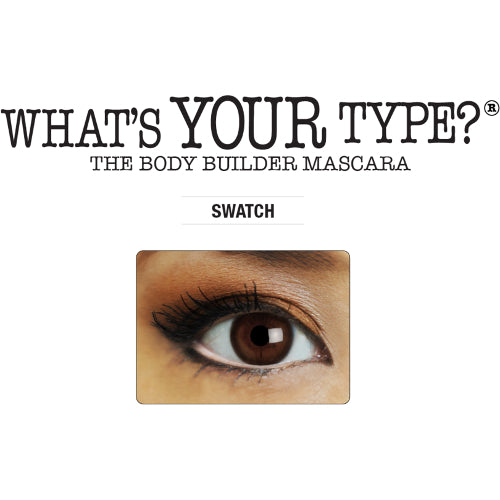 "What's Your Type? Mascara ""the Body Builder"" 0.4 oz"